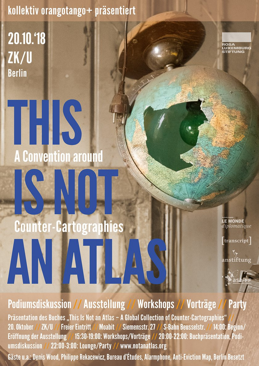 This Is Not an Atlas: A Global Collection of Counter-Cartographies